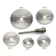 HSS-Saw-Blade-blades-Lame-De-Scie-HSS-Kit-set-lame-disco-taglio-per-Dremel-bd