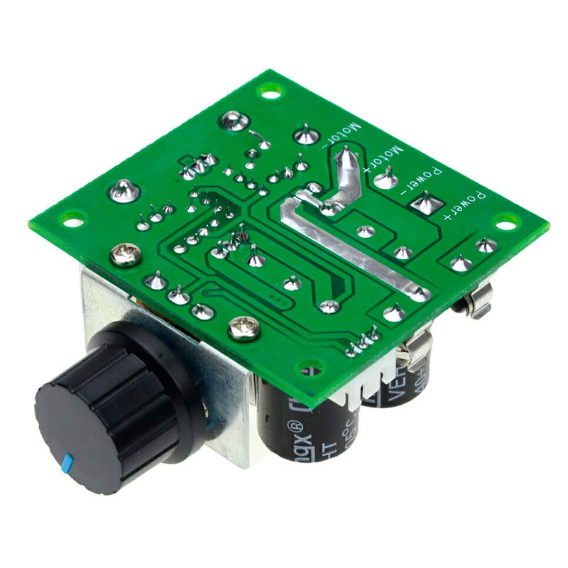 12V-40V 10A PWM DC Motor Speed Controller CVT Speed Switch Module | Buy at  Best Price in Bangladesh | KaziExpress