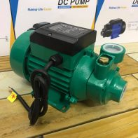 dc soler water pump