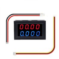 BD-DC-0-200V-10A-Digital-Voltmeter-Ammeter-Blue-Red-LED-Dual-Display-Amp-Volt-Meter